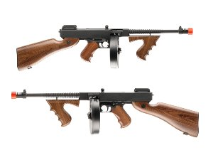 M1928 Chicago - Wood Pattern (Silver/Mosfet)